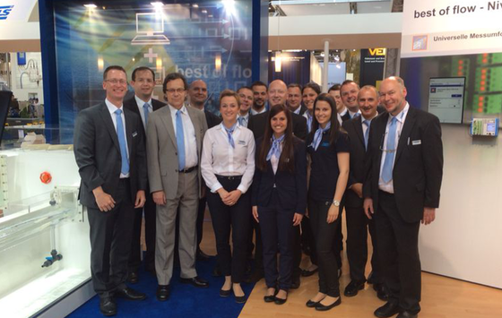 Exhibition Team IFAT 2014