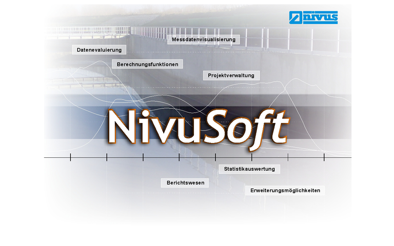 NivuSoft – Software für optimale Messdatenverarbeitung